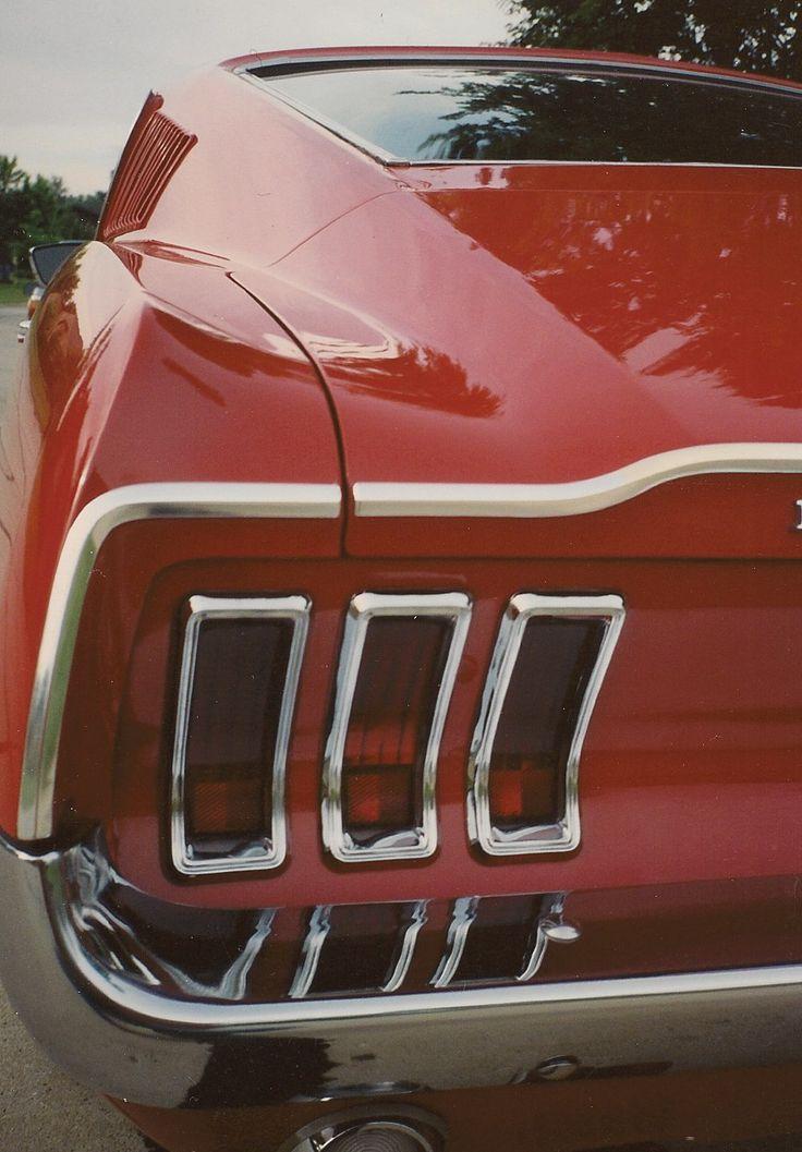 67 Mustang GTA