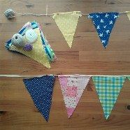 bunting triangles and string