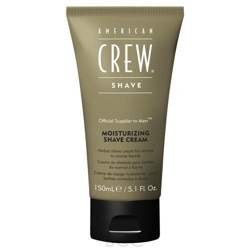 American Crew: Moisturizing Shave Cream