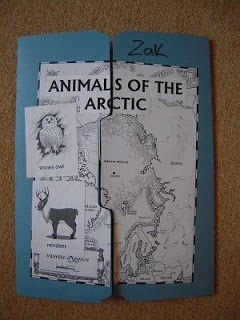 All That's Goood: Arctic Lapbooks Part 1 of 3