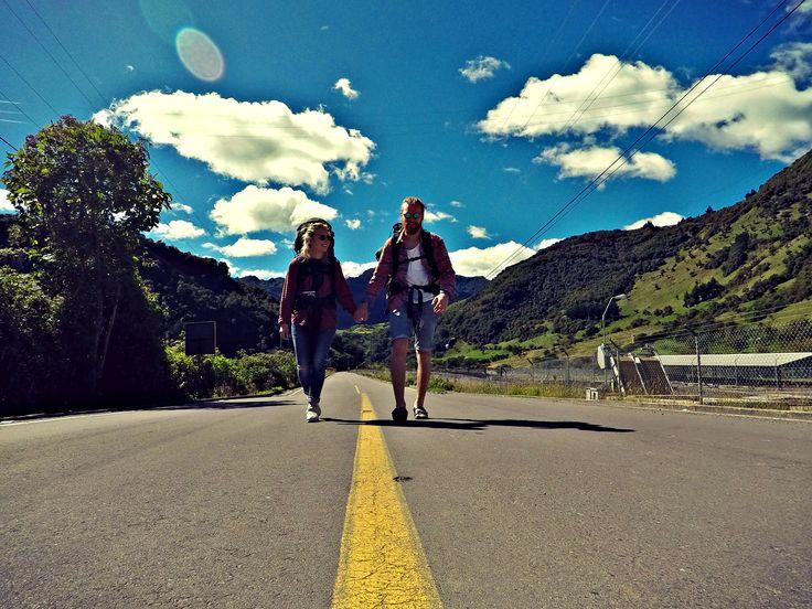 Papallacta, Ecuador. Instagram: Millaanjou & Williamberntsson