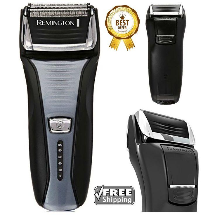 Remington Trimmer Kit Hair Beard Men's Electric Razor Longer Hairs Closer Cuts #Remington