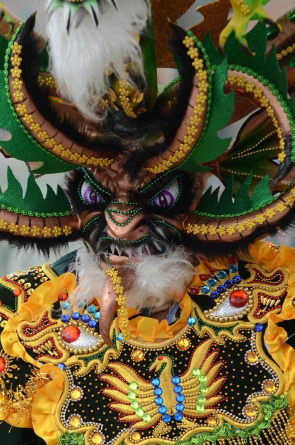 Carnaval de Oruro Patrimonio Oral e Intangible de la Humanidad