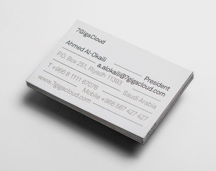 587 best Business Card images on Pinterest | Business card design ...