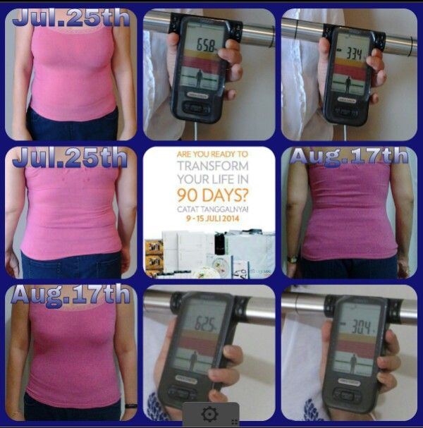 Lose 3% fat within 3 weeks with exercise on a stationary bike 30 minute x 3 timer per week