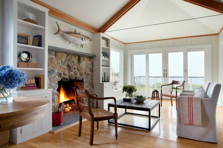 Oceanfront Bungalow House Inspiration Pinterest