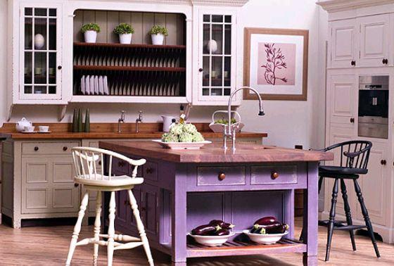 Кухня во французском стиле: особенности оформлении
