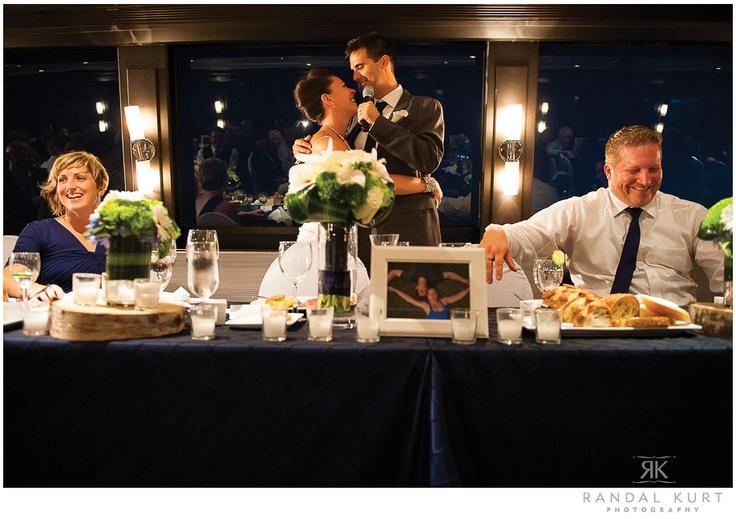 A & D | The Wedding Yacht