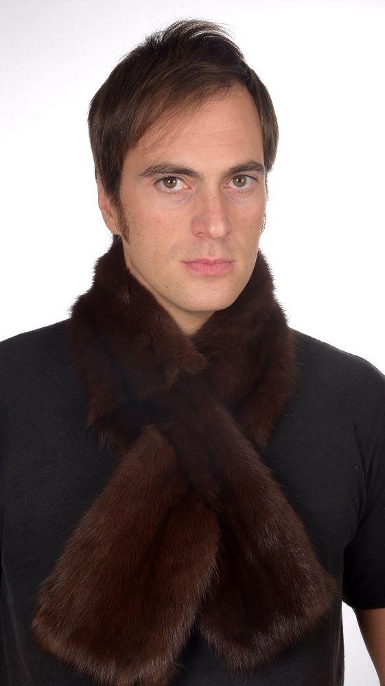 Elegant sable fur scarf  www.amifur.co.uk