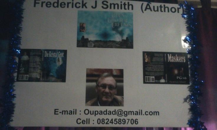 The Author-Frderick J Smith.