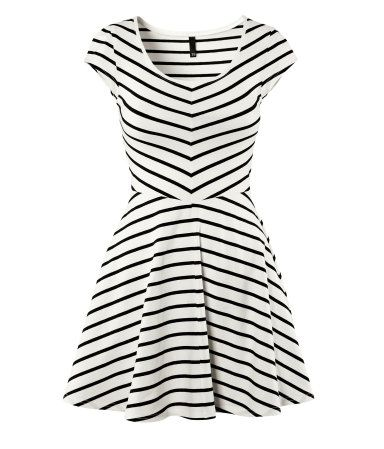 .: Style, H&M, Dresses, Belt, Stripes, H M Dress, Wear