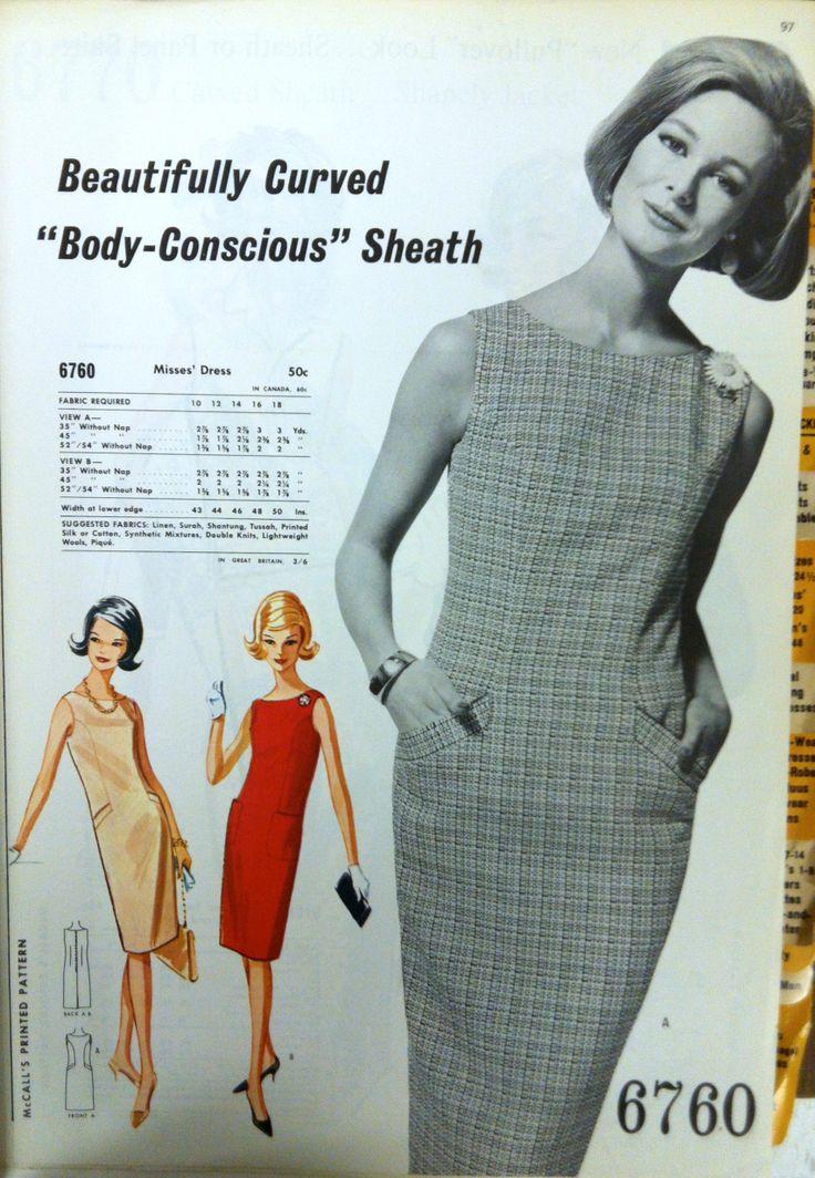 Scissors Sheath Fashion Design