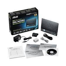Recensione Asus DSL-AC56U, modem router ADSL, vDSL e supporto 3G-4G LTE