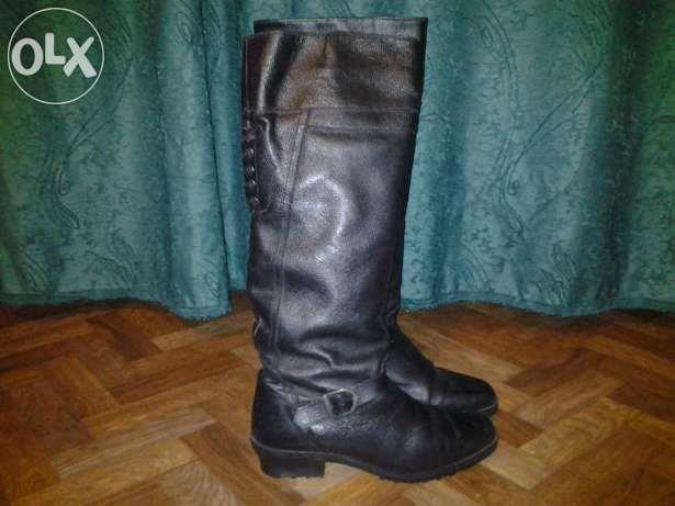 Wildcat обувь кожаные сапоги