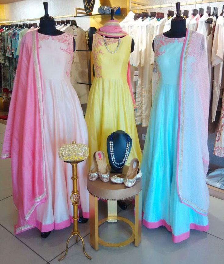 anarkali salwar kameez designs, saree indian dress,    women kurtis@ http://ladyindia.com