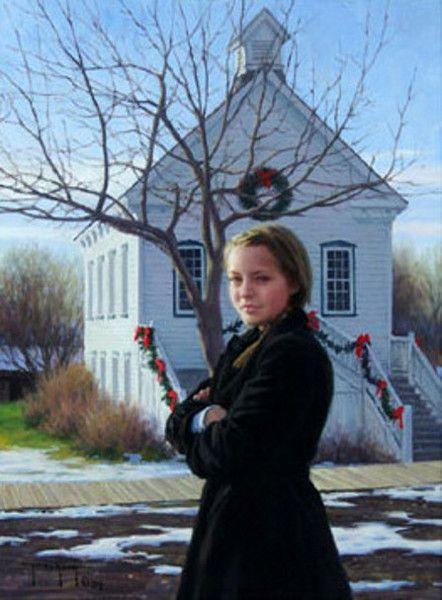 A Winter's Chill by Robert Duncan