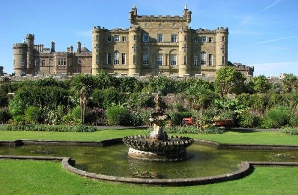 Culzean Castle, near Mayboyle, Ayrshire