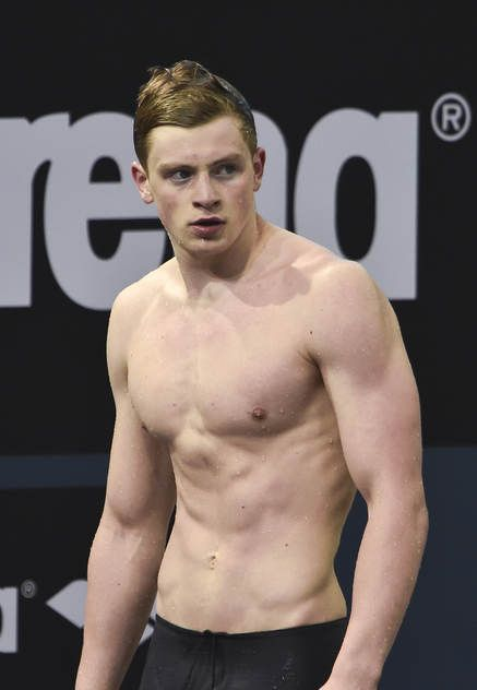 adam peaty - photo #34