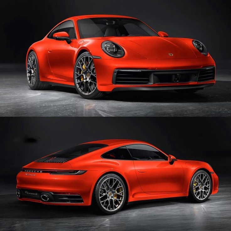 Porsche Club On Instagram Pick Your Color Arena Red -3169