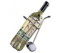 Chariot à vin du golfeur cadeau golf