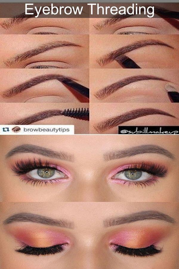 Eyebrow Places Eyebrow And Makeup Why Do Humans Have Eyebrows In 2020 Threading Eyebrows Eyebrows Makeup
