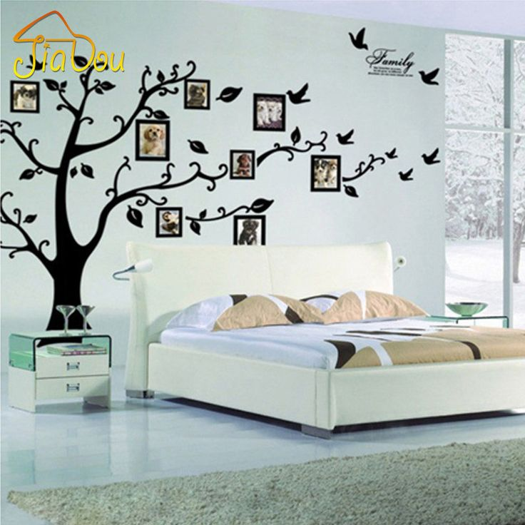 Large Tree Home Decor Art - Wall Decal
