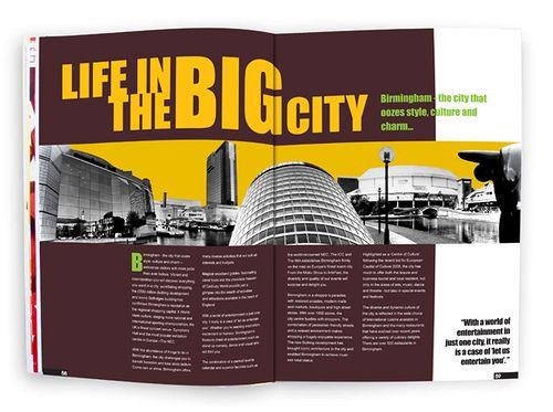 All sizes | Magazine Layout – CityLiving (Birmingham) | Flickr – Photo Sharing!