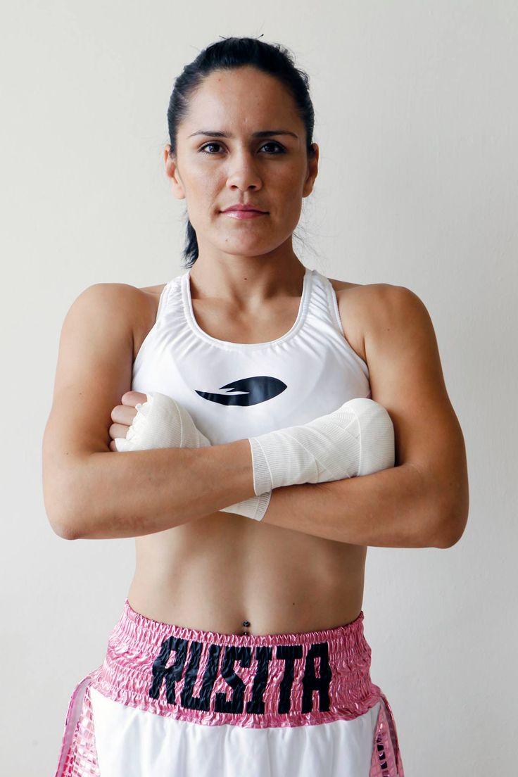 La ex campeona mundial lagunera Yazmín Rusita Rivas (35-9-1, 10 Ko's) buscará conquistar el título Supergallo de la Organización Mundial de Boxeo...