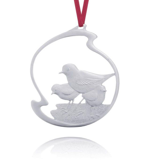 PLOVERS COLLECTOR ORNAMENT 1999