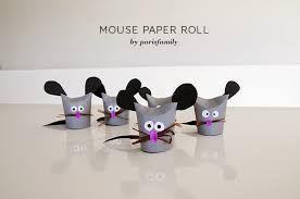 Bildergebnis für mäuse basteln mit kindern