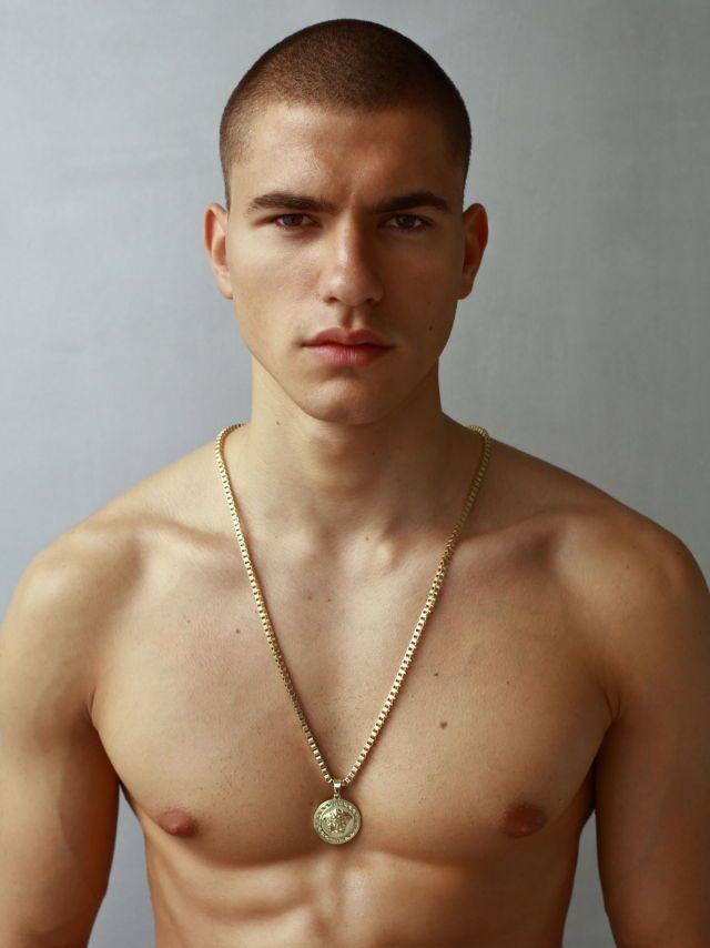 Krasimir Tsankov By Felix Del Rinc 243 N Male Models