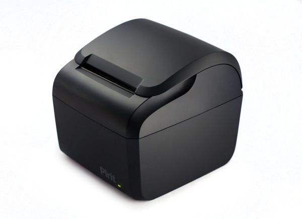 Pirit   Fiscal printer   Кассовый принтер on Industrial Design Served