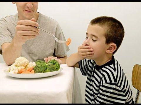 ¿Qué hacer cuando tu hijo no quiere comer?