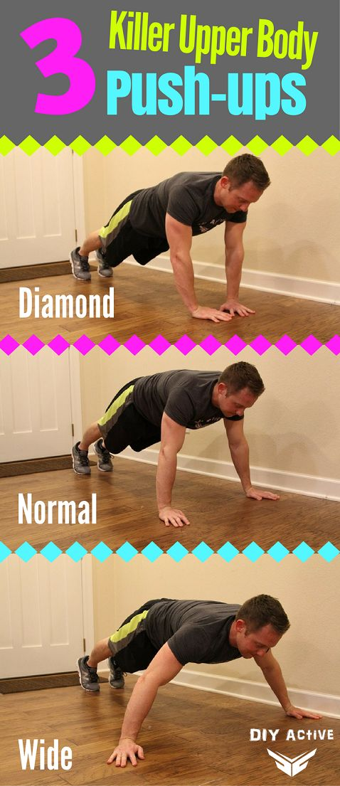 QUICK Workout: How to Build An Amazing Upper Body via @DIYActiveHQ #workout #fitness #health