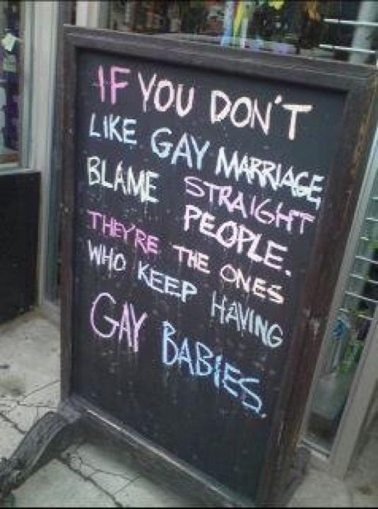 Anymore help for an agrumentative essay on why gay marriage should be legal?