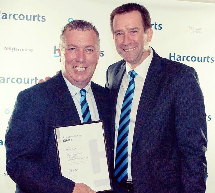 Harcourts Quarterly Awards w/ Brendan Whipps - CEO Harcourts Qld