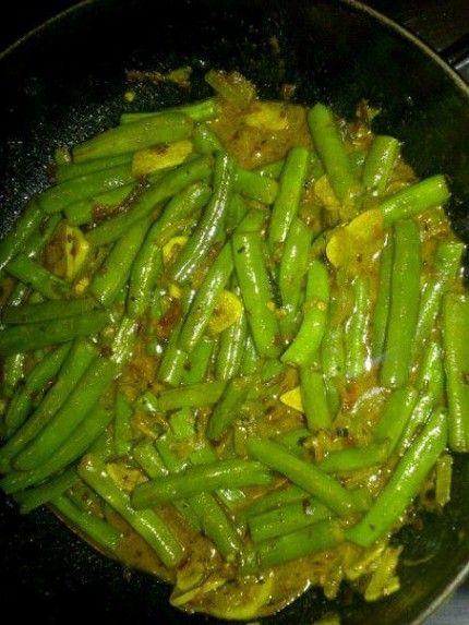 Sri Lankan Bean Curry