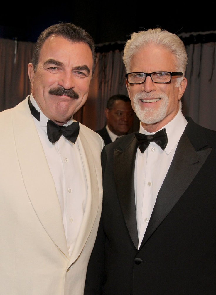 Two oldies by goodies - Tom Selleck and Ted Danson!!!!!!!!!!!!!!!!!!!!!!!!!!!!!