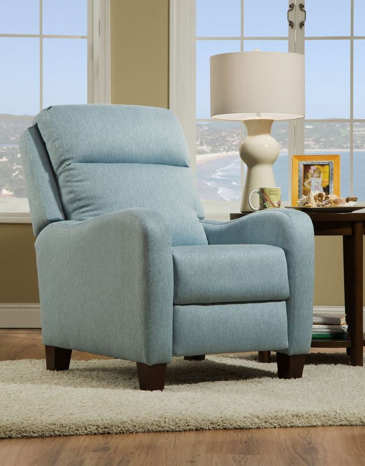 While it can be said most of us aspire to own an overly comfortable chair to relax in, few people find it.This recliner uses a transitional frame with an undulating track arm sure to please the most style sensitive person in the house.   The Prestige balances all that comfort with amazing style!