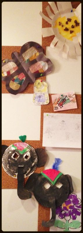 Five Simple Rules for Organizing Kids' Artwork