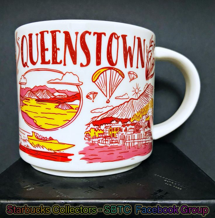 Collectible Coffee Cup, Starbucks Been There Series across