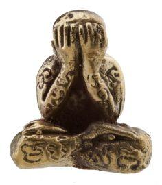 Amulette thaï Phra Pidta Bouddha-Talisman - Protection Richesse Chance Prosperité