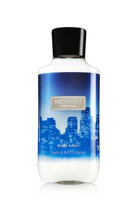 Midnight+for+Men+Body+Lotion+-+Signature+Collection+-+Bath+&+Body+Works