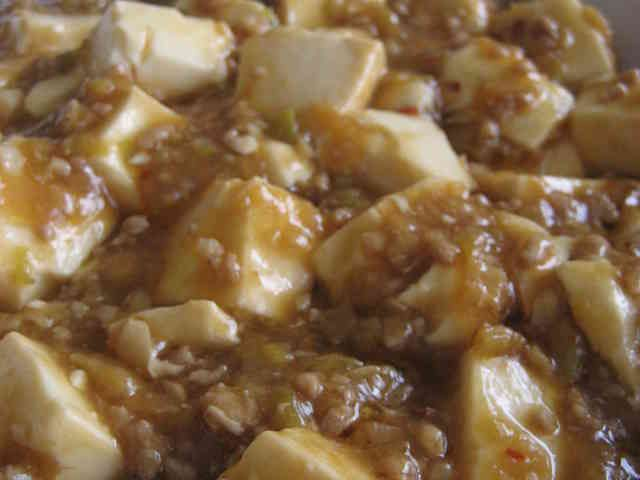 とっても簡単☆マーボー豆腐の画像