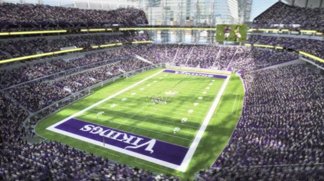 Seven questions about the #VikingsStadium deal that need answers--Michele Kelm‐Helgen, chairman of the Minnesota Sports Facilities Authority, has stated that groundbreaking will definitely occur this fall—though the date has slid from October to November. But it seems as though some things are going sideways—like the failure of electronic pull-tabs, which were supposed to fund the state's piece of the financing... 08/23/13