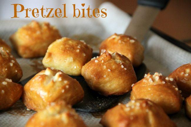 Morbidi bocconcini di pretzel | Cook and Craft Lab - it