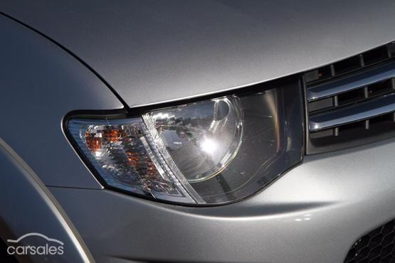 2013 Mitsubishi Triton GLX MN Manual 4x4 MY13-$24,999*