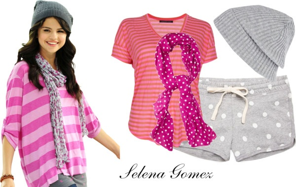 """""""selena gmez !"""" by cherry1x ❤ liked on Polyvore"""