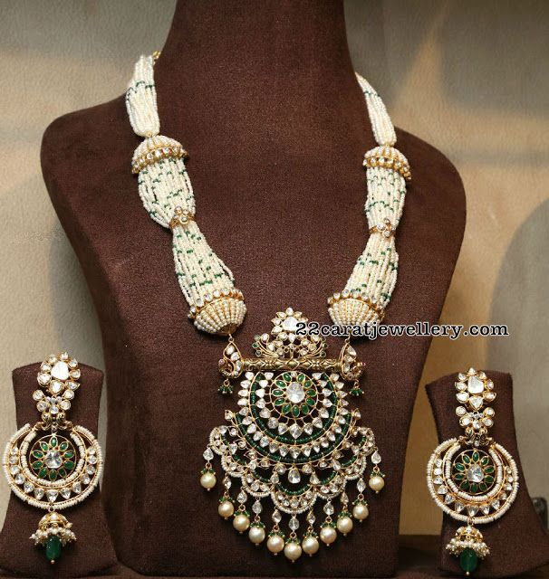 Victorian Necklace By Mujtaba Jewellers Victorian Necklaces