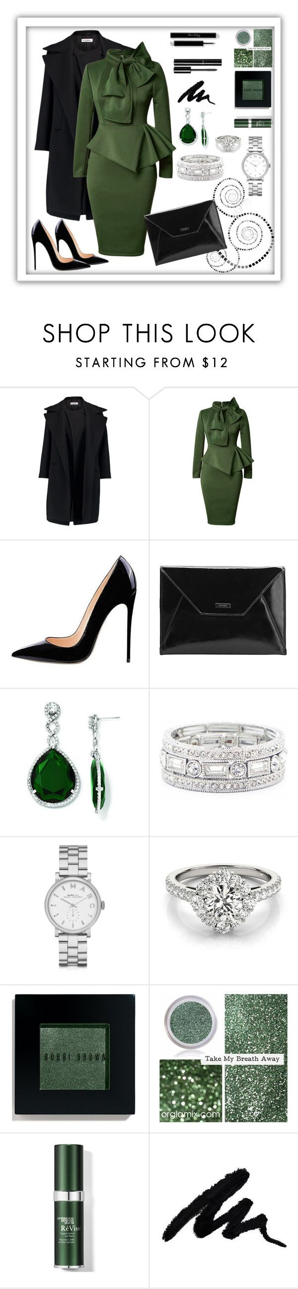 """Untitled #501"" by mayer-fruzsina ❤ liked on Polyvore featuring Jil Sander, MANGO, Kevin Jewelers, Sole Society, Marc by Marc Jacobs, Bobbi Brown Cosmetics, RéVive and Chanel"